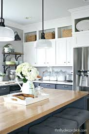 Primitive Decor Kitchen Cabinets by Christmas Decor Above Kitchen Cabinets Primitive Home Image Modern