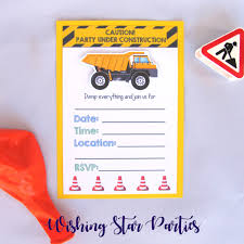 Fill The Blank Dump Truck Construction Birthday Party Invitations ... Dump Truck Baby Shower Invitation Hitachi Eh5000 Aciii Gold 187 Trucks Pinterest Cstruction And Tiaras Sibling Birthday Invitations Printed Invites Heavy Equipment Free Christmas Templates New Party Images Of Garbage Design Lovely Invite Digital Clipart Truck Cement Bulldoser Perfect Mold Card Printable Diy Boy Mama A Trashy Celebration Day The Dead Cam Newton In Car Crash With