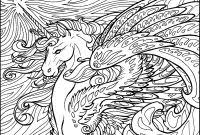 Hard Coloring Sheets Inspirational 19 New The Last Unicorn Pages