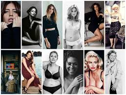 models discuss problems in plus size fashion industry glamour