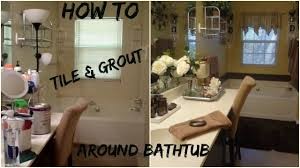 Americast Bathtub Problem Forum by Articles With Grout Or Silicone Around Bathtub Tag Appealing