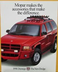 Dodge Durango MOPAR Accessories Sales Brochure Original Wiy Custom Bumpers Dodge Durango Trucks Move Awesome Rhinorack Roof Rack For The Dodge 4dr Suv 11 To 2018 Special Edition Packages 19982003 V8 Flowmaster Force Ii Catback Exhaust 2013 22013 Grand Cherokee Trailer Tow Wiring Kit Mopar Ford Lincoln Dealership In Co New Sale Near Ashburn Va Frederick Md Truck Camper Shell Accsories Pictures Predator 2 For Ram 1500 2500 And Jeep Sale Used Cars Brown Truck Accsories Atlanta Ga