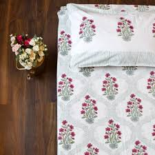Bed Sheet Embroidery Hand Designs