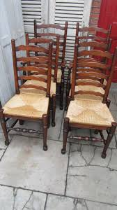 Antiques Atlas - Set Of Six Vintage Ladderback Dining Chairs 6 Ladder Back Chairs In Great Boughton For 9000 Sale Birch Ladder Back Rush Seated Rocking Chair Antiques Atlas Childs Highchair Ladderback Childs Highchair Machine Age New Englands Largest Selection Of Mid20th French Country Style Seat Side By Hickory Amina Arm Weathered Oak Lot 67 Set Of Eight Lancashire Ladderback Chairs Jonathan Charles Ding Room Dark With Qj494218sctdo Walter E Smithe Fniture Design A 19th Century Walnut High Chair With A Stickley Rush Weave Cape Ann Vintage Green Painted
