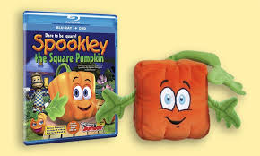 Spookley The Square Pumpkin by A Geek Daddy Spookley The Square Pumpkin
