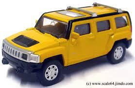 100 Hummer H3 Truck Model S HobbyDB
