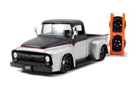 100 Just Trucks 124 Scale Die Cast Vehicle 1956 Ford F100 Pick Up By