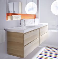 Ikea Bathroom Vanities Cool Bathroom With Trendy Wooden Ikea ... Bathroom Choose Your Favorite Combination Ikea Planner 11 Ikea Hacks New Uses For Items In The Kitchen Design Planning Interior Designer Unique A Cozy Renovation Review On Cabinets With Semihandmade Uk Best Ideas Vanities Cool With Trendy Wooden Ikea Bathroom Vanity Loisaida Nest Kube Bath Bliss 40 Single Wall Mount Vanity Copycatchic Daily Bathrooms Designs Choosing Right Tiles Denrtsinteractiveorg