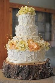 Tree Wedding Cake Stand Mesmerizing 12 Photo Credit Rustic Chic