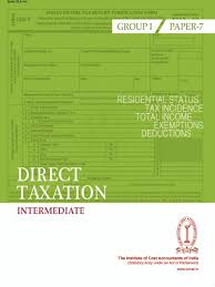 Cal Grant B Income Ceiling by Icwa Inter Foundation Income Tax In India International Taxation