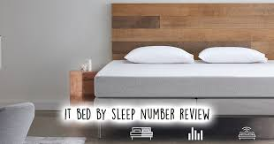 it Bed by Sleep Number Mattress Review by Honest Mattress Reviews