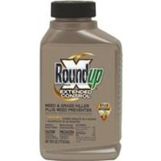 Roundup 5720010 Concentrate Extended Control Weed and Grass Killer - 16oz