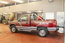 100 Chevy Truck Roll Bar Is N Find 1991 CK 1500 Z71 With 35k Miles Worth