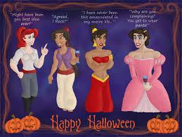 Crossdressed For Halloween by D Halloween By Morloth88 Deviantart Com On Deviantart Disney