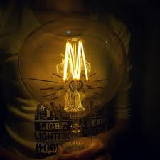 led overisze classic globe edison bulb e27 lighting 220v 6w