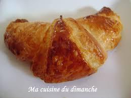 croissants pains au chocolat recette de la pâte feuilletée levée