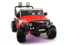 EXPLORER 12V KIDS RIDE-ON CAR TRUCK WITH R/C PARENTAL REMOTE | RED ...