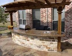 Patio Bar Design Ideas by Concrete Outdoor Bar Designs Video And Photos Madlonsbigbear Com