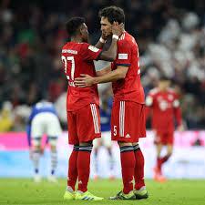FC Bayern David Alaba über DFBAus Für Müller Hummels Boateng