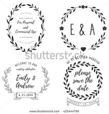 Rustic Wedding Stock Images Royalty Free Images Vectors