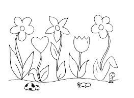 Free Printable Coloring Garden Pages 94 About Remodel Kids With