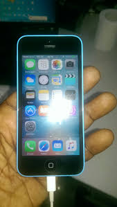 Factory Unlocked Iphone 5c 32GB For Sale In Very Neat Condition