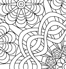 Flower Power Mandala Printable Adult Coloring Page By Candy Hippie Candyhippie