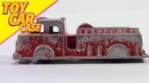 100 Tootsie Toy Fire Truck Midgetoy Engine Car Case