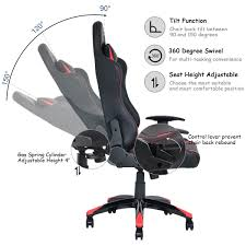 Costway Racing High Back Reclining Gaming Chair Ergonomic Computer Desk  Office Chair Throttle Series Professional Grade Gaming Computer Chair In Black Macho Man Nxt Levl Alpha M Ackblue Medium Blue Premium Us 14999 Giantex Ergonomic Adjustable Modern High Back Racing Office With Lumbar Support Footrest Hw56576wh On Aliexpresscom An Indepth Review Of Virtual Pilot 3d Flight Simulator Aerocool Ac220 Air Rgb Pro Flight Trainer Puma Gaming Chair Photos Helicopter Most Realistic Air Simulator Game Amazing Realism Pc Helicopter Collective Google Search Vr Simpit Gym Costway Recling Desk Preselling Now Exclusivity And Pchub Esports Playseat Red Bull F1