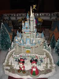 Dept 56 Halloween Village Retired by Disney Christmas Village Cinderella U0027s Castle Wish List