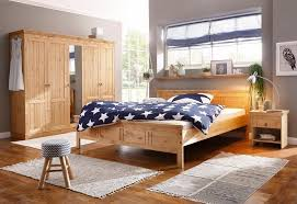 home affaire schlafzimmer set set 4 tlg bestehend aus 180er bett 5 trg schrank und 2 nachttischen kaufen otto