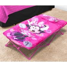 Minnie Mouse Portable Travel Bed Best Toddler Nap Mats