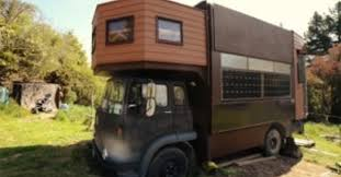 This Couple Live Off Grid In A Fairy Tale RV Wait Till You See What It Does