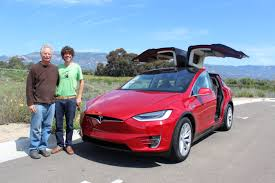 Tesla Model X Falcon Wing Doors How Fast Can You Drive With