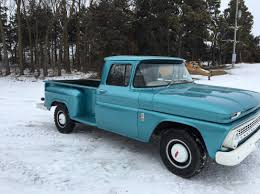 Value Of Restored 1963 Chevy C20 Step Side Pickup With 71K Miles ...