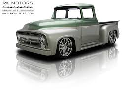 132897 1956 Ford F100 | RK Motors Classic And Performance Cars For Sale