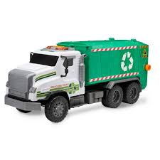 100 Lakeside International Trucks Adventure Force Mighty Recycling Truck Walmartcom