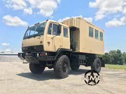 100 Camper Truck For Sale M1079 2 12 Ton LMTV Stewart Stevenson 4x4 Midwest
