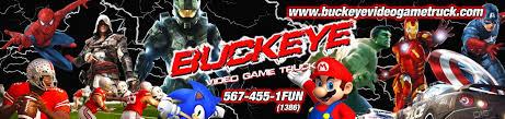 100 Game Truck Columbus Ohio Buckeyeheader Buckeye Video Laser Tag And