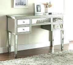 White Desk Vanity White Vanity Table With Mirror Amp f White