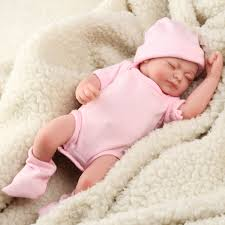 11inch Handmade Reborn Baby Doll Lifelike Realistic New For Sale