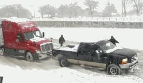 100 Truck Pulling Videos WATCH Ford Pulls Semi Stuck In Snow Unofficial Networks