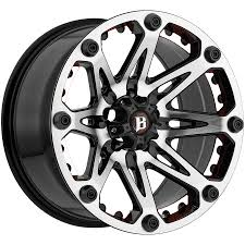 White Truck Wheels | White Truck Rims | Customized Truck Wheels & Rims