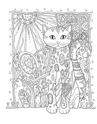 1000 Images About Adult Coloring Animal Pages On Pinterest And Free