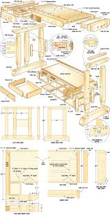 Wood Workbench Plans Free Download by Woodworking Plans For Childs Table And Chairs Discover Rocking