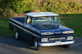 100 C10 Chevy Truck 1961 Pick Up Restomod For Sale