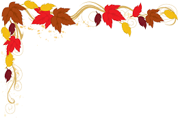 Fall border autumn clip art free borders danasoka top 2 image