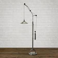 Mainstays Floor Lamp Dark Wood Finish by Floor Lamp With Reading Light Walmart Carpetcleaningvirginia Com