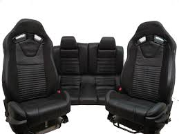100 Recaro Truck Seats Replacement Ford Mustang GT500 SUPER SNAKE Factory W