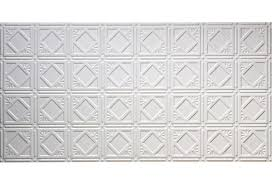 White Tin Ceiling Tiles Home Depot by Ceiling Faux Tin Ceiling Tiles Cheap 24 X 48 Ceiling Tiles